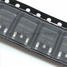 10 pièces/lot MBRD10100CT TO-252 10A/100V SMD nouvelle diode Schottky originale