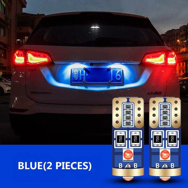 2 pçs t10 w5w lâmpada led 194 168 luz interior do carro para nissan nota tiida qashqai almera juke x-trail primera j11 pathfinder versa