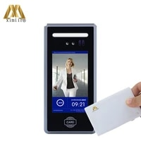 dynamic face access control with 13 56mhz mf ic card free software new arrival facial recognition time attendance system md18