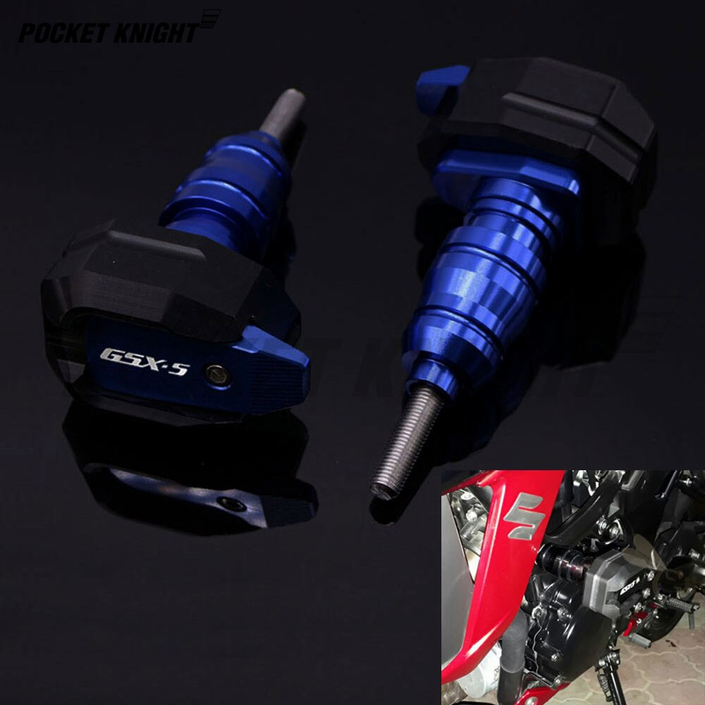 Для SUZUKI GSX-S 750 GSX-S 1000 GSX-S750 GSX-S1000 защитная рамка для слайдера с защитой от падения