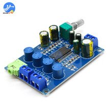 YDA138 Versterker Board DC12V 2X10W Modulo Amplificador Dual Channel Audio Speaker Sound Placa Versterker Board Sonorisation