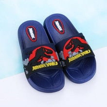 New Children Slippers Cute Cartoon Boys Slippers Non-slip Home Flip Flops Outdoor Casual Sandal Girl