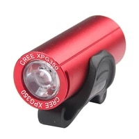 waterproof bicycle headlight mountain bike cycling lamp 350 lumen usb charge