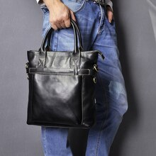 Original Leather Men Design Casual College Shoulder Messenger Crossbody bag Fashion Mochila Satchel