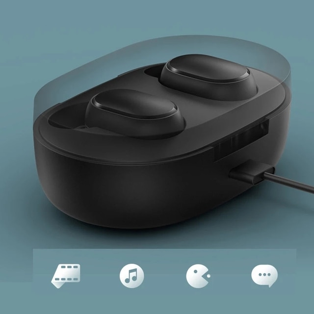 2021 NEW Original Redmi AirDots 2 Xiaomi Air2 SE TWS Mi True Wireless Bluetooth Air 2 SE Noise Cancelling Earbuds Redmi AirDotsS 2