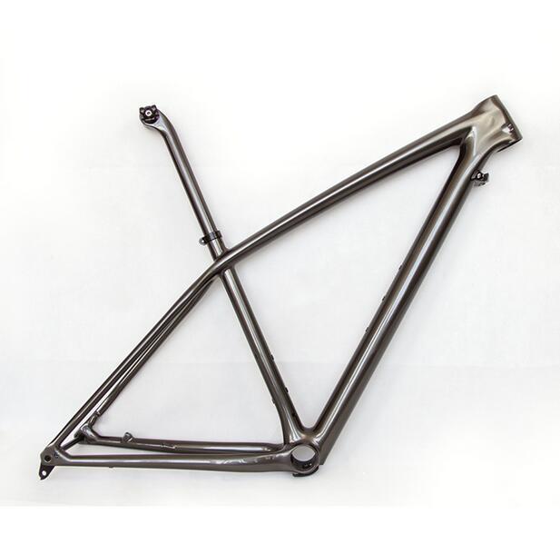 T1100 fibra de carbono MTB 29er 27.5er 148*12mm Marco de bicicleta de carbono MTB Marco de bicicleta súper ligero