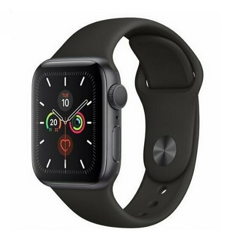 Apple Watch Series 3 Used GPS 38MM/42MM Original 95% New White and Black Aluminum Case Sport Band Smart watch