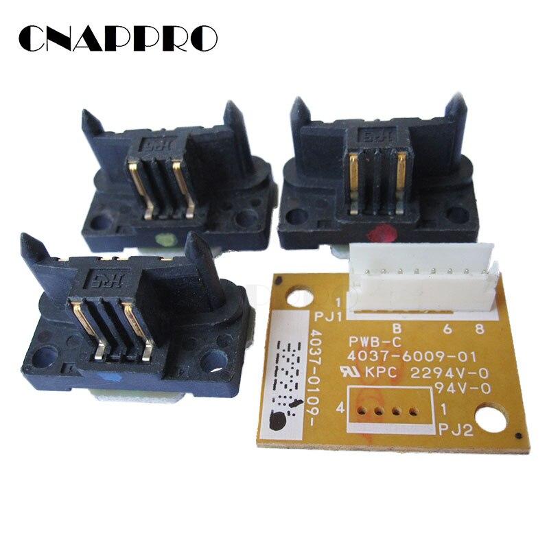 5 компл./лот IU310 IU-310 IU 310 IU410 IU-410 IU 410 блок формирования изображения в барабане чип для konica Minolta Bizhub C350 C351 C450 чип сброса IC