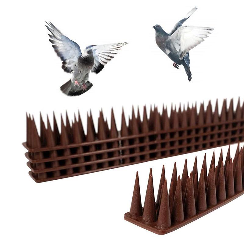 2020 yeni plastik kuş ve güvercin sivri anti-kuş Anti güvercin başak kurtulmak için güvercinler ve korkutmak kuşlar haşere kontrolü