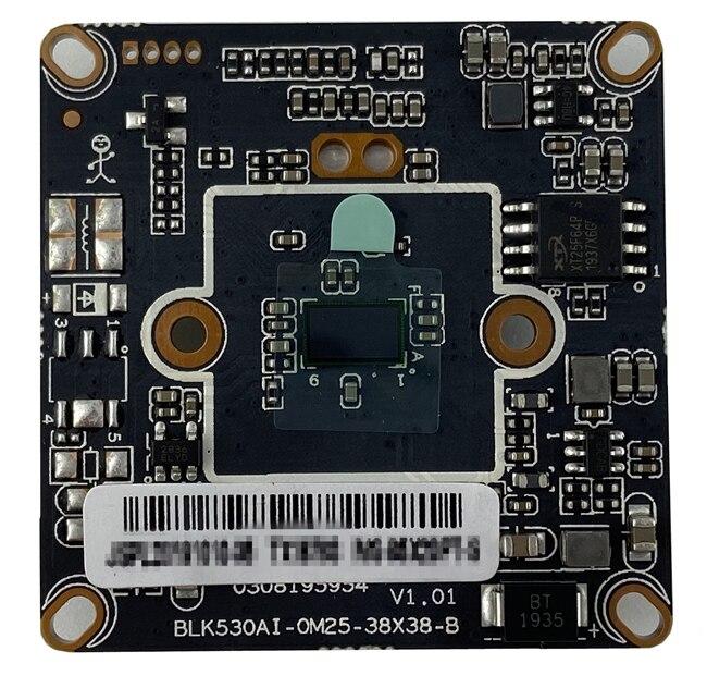 XM530 + F37 2MP 1080P H.265 cámara IP 1080P H.265 módulo MIC de interfaz de Audio de RTSP detección de movimiento CMS vmeyesuper de con radiador