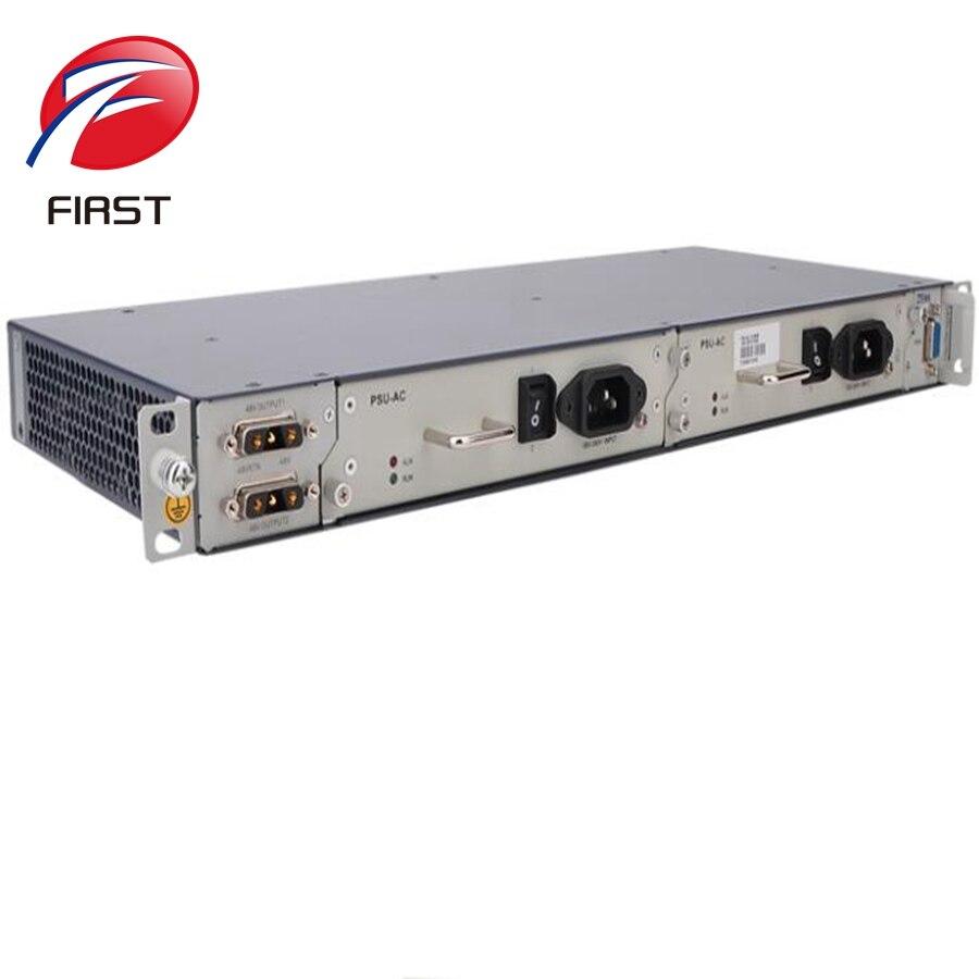 الأصلي ZTE OLT محول طاقة تيار مستمر امدادات الطاقة 15A 30A 220 فولت/48 فولت ZTE PSU-AC