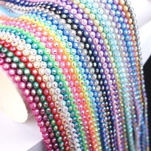 Taidian SS6 Rhinestone Banding For Native Jewelry Making Plastic Multicolor Crystal Chain