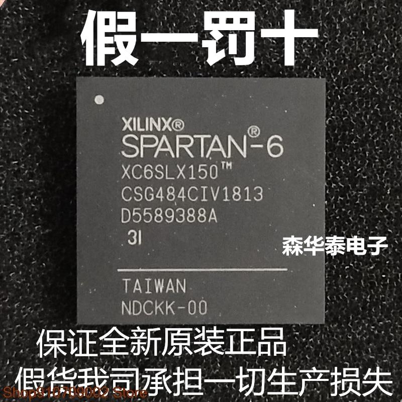 XC6SLX150-3CSG484I XC6SLX150-3CSG484C