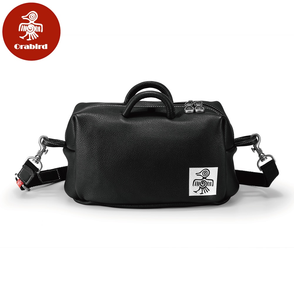 Orabird حقيبة المرأة عادية لينة جلد طبيعي موضة حقيبة كروسبودي سعة كبيرة حمل رسول حقيبة يد سيدة