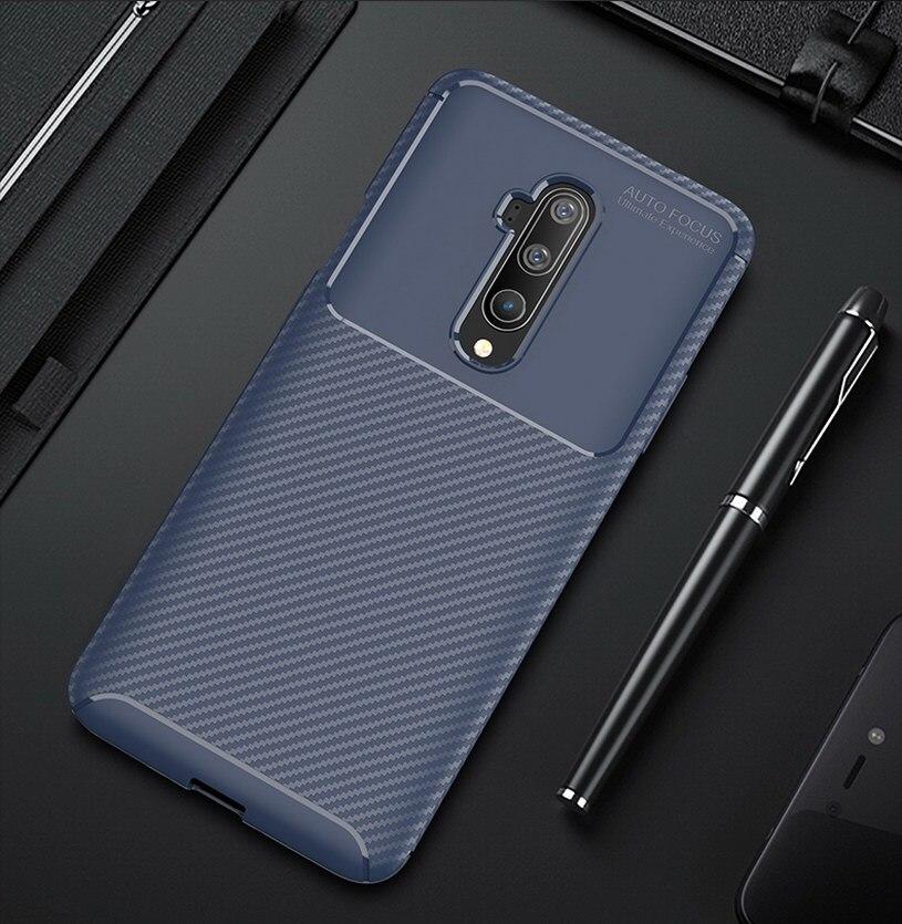 Teléfono de lujo caso OnePlus 7T Pro 7T smartphone Fundas Coque de...