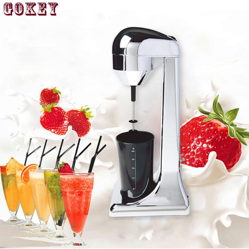 220V Electric Milk Frother Portable Food Mixer Kitchen Coffee Blender Mixing Blender Multifunctional Food 1669683