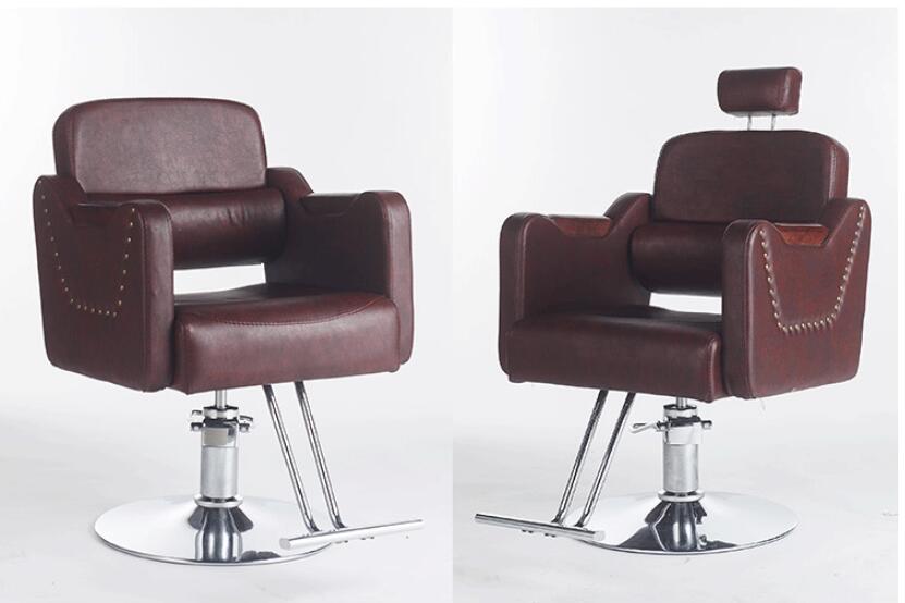 Председатель парикмахер магазин может быть положить вниз, в связи с чем Специальный стул для Парикмахерская Салон используется для парикма...