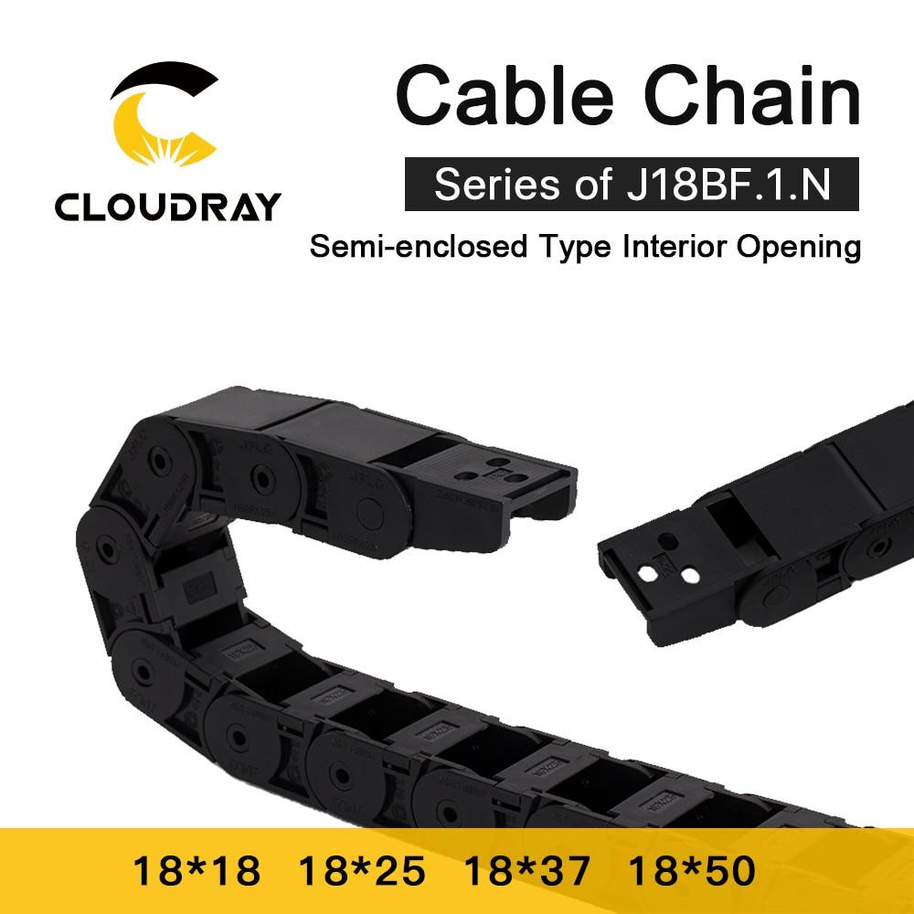 Полузакрытый кабель Cloudray 18x18 18x25 18x37 18x50