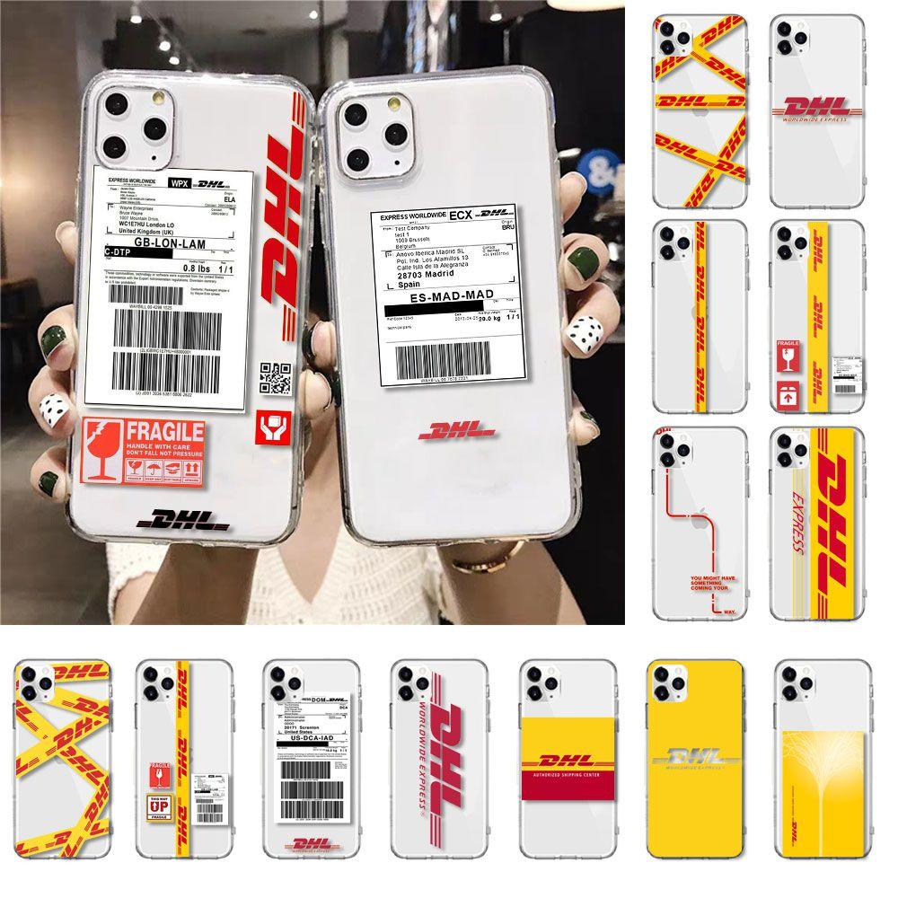 Babaite DHL Coque caja del teléfono Shell para iPhone 11 Pro XS MAX XR 8 7 6 6S Plus X 5 5S SE