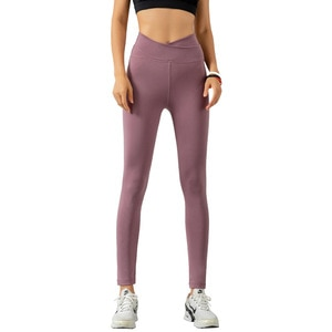 Женские легинсы для йоги с высокой посадкой, супер качество, высокая эластичная резинка на талии, однотонные, 4-полосные тянущиеся обтягиваю...
