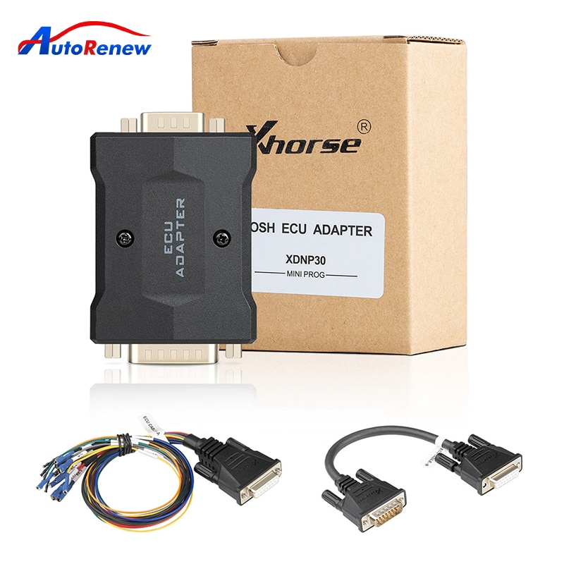 Xhorse XDNP30 B-o-sch ECU Adapter And Cable Work With Xhorse VVDI Key Tool Plus And MINI Prog Free Shipping