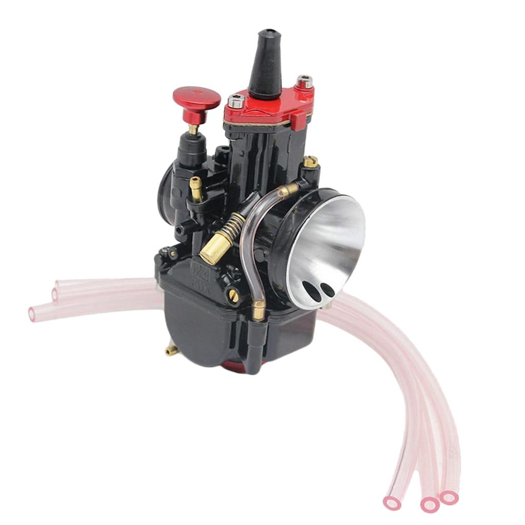 24mm replacement Carburetor for PWK 200cc UTV ATV Scooter Quad Go Kart