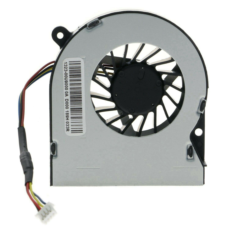 JIANGLUNNEW ventilador de refrigeración de la CPU Intel cráneo cañón NUC6i7KYK KSB0605HB 1323-00U9000