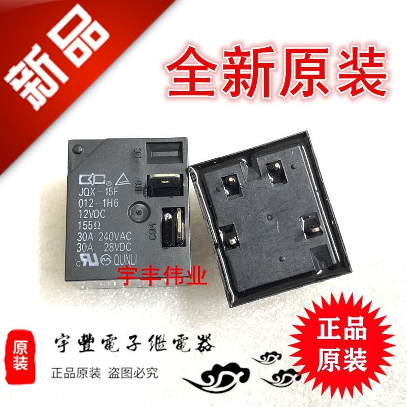 10pcs lot jqx 78f 012 h t 85 12vdc 16a 10 шт./лот JQX-15F-012-1H6 30A/40A 12VDC