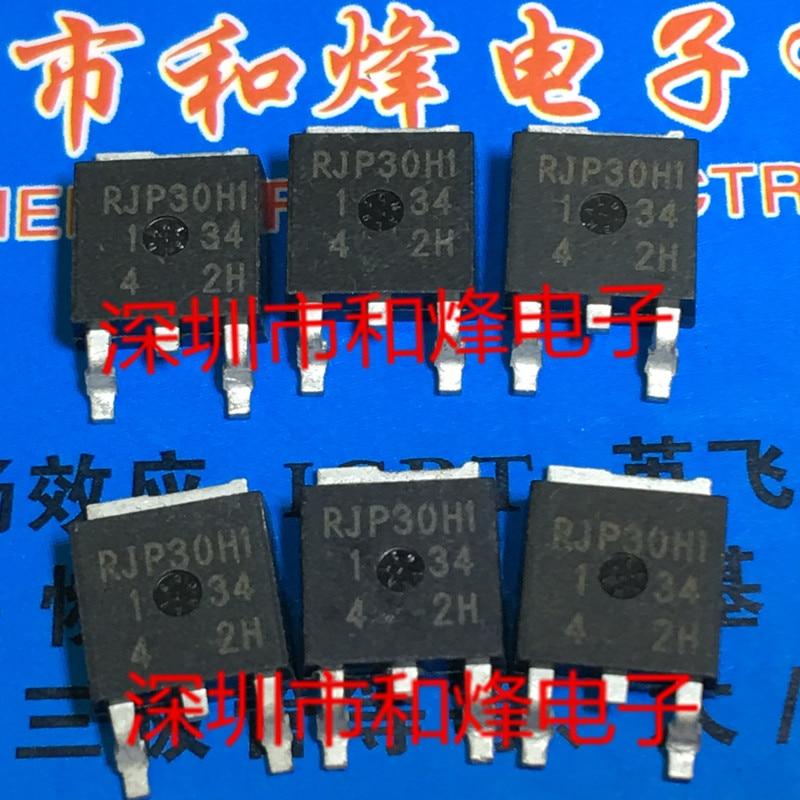 10 sztuk RJP30H1 TO-252 100% nowe i oryginalne