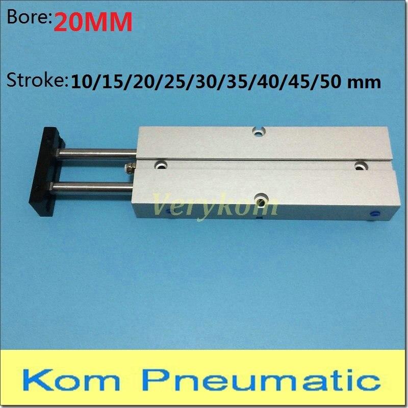 1 шт. пневматический цилиндр поршневые Воздушные цилиндры TN20X5S TN20X10S TN20X20S TN20X30S TN20X40S TN20X50S TN20 * 50 Airtac TN TDA два стержень