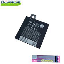 2435mAh / 9.37Wh B2PZM100 téléphone batterie de remplacement pour HTC Alpine U Play U Play TD-LTE U Play TD-LTE double SIM U-2u