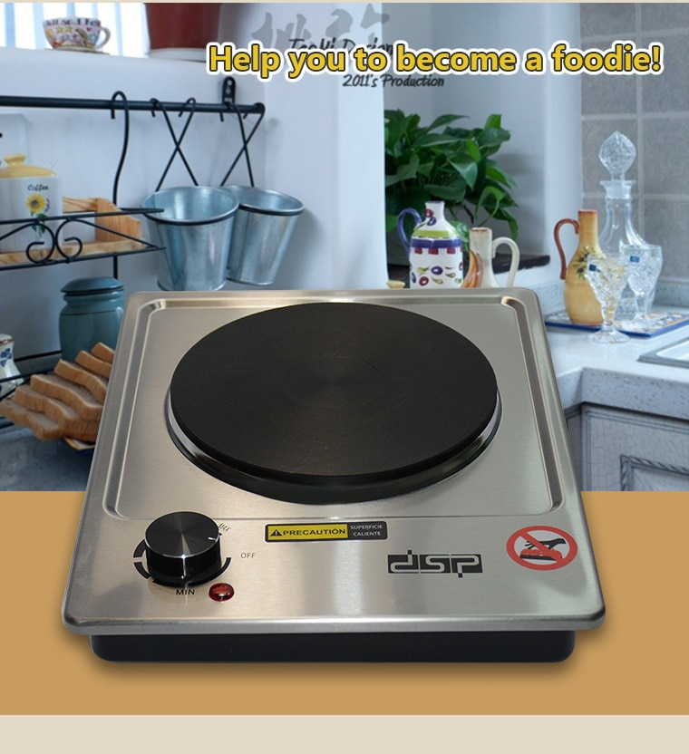 Indução fogão de cozinha elétrica do agregado familiar panela quente fogão de cozinha