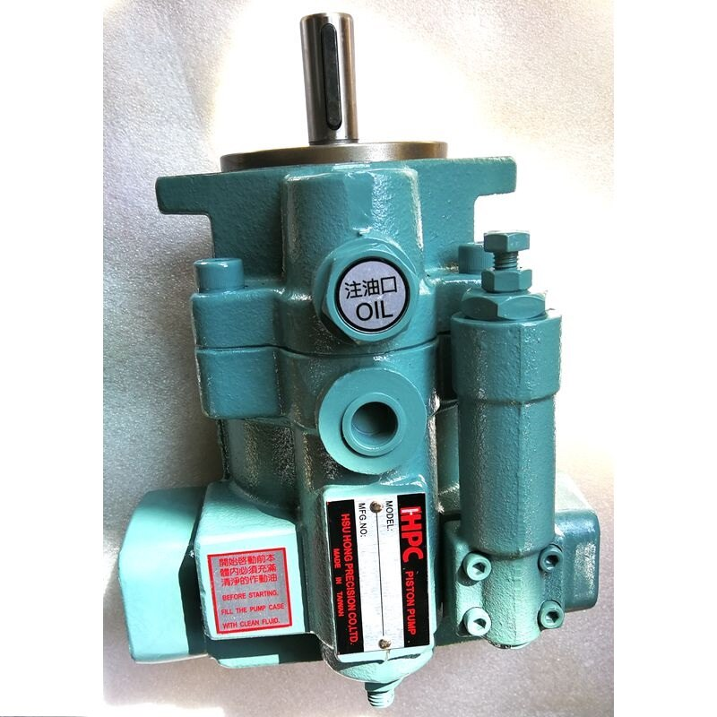 HHPC الهيدروليكية مضخة P08-A3-F-R-01 عالية pressre النفط مضخة MADE-IN-TAIWAN P08-A2-F-R-01 P08-A1-F-R-01
