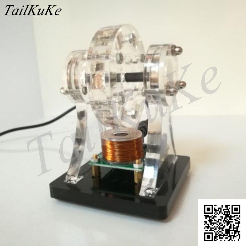 Motor de suspensión Magnética/actuador magnético