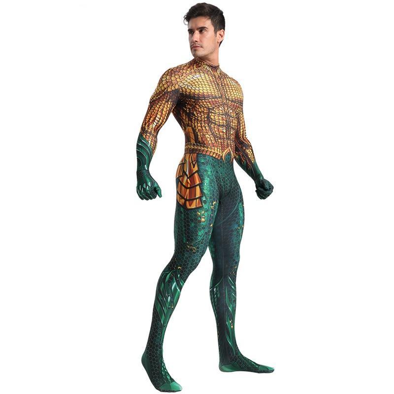 Новое поступление, мужской костюм для косплея, костюм Артура карри, костюм зентай, костюм на Хэллоуин для взрослых, карнавальный костюм
