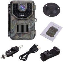 2,4 inch LCD Jagd Trail Kamera Mit Halter Stehen 16MP 1080P Nachtsicht Wasserdichte Kameras Foto Falle Wildlife Überwachung