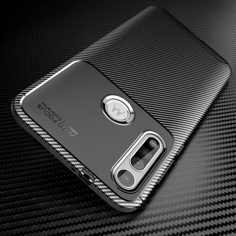 Funda de Teléfono de lujo para Moto G, carcasa rápida G8 Plus,...
