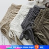 2020 Nieuwe Hete Zomer Casual Katoen Linnen Shorts Vrouwen Plus Size Hoge Taille Shorts Mode Korte Broek Streetwear Vrouwen shorts