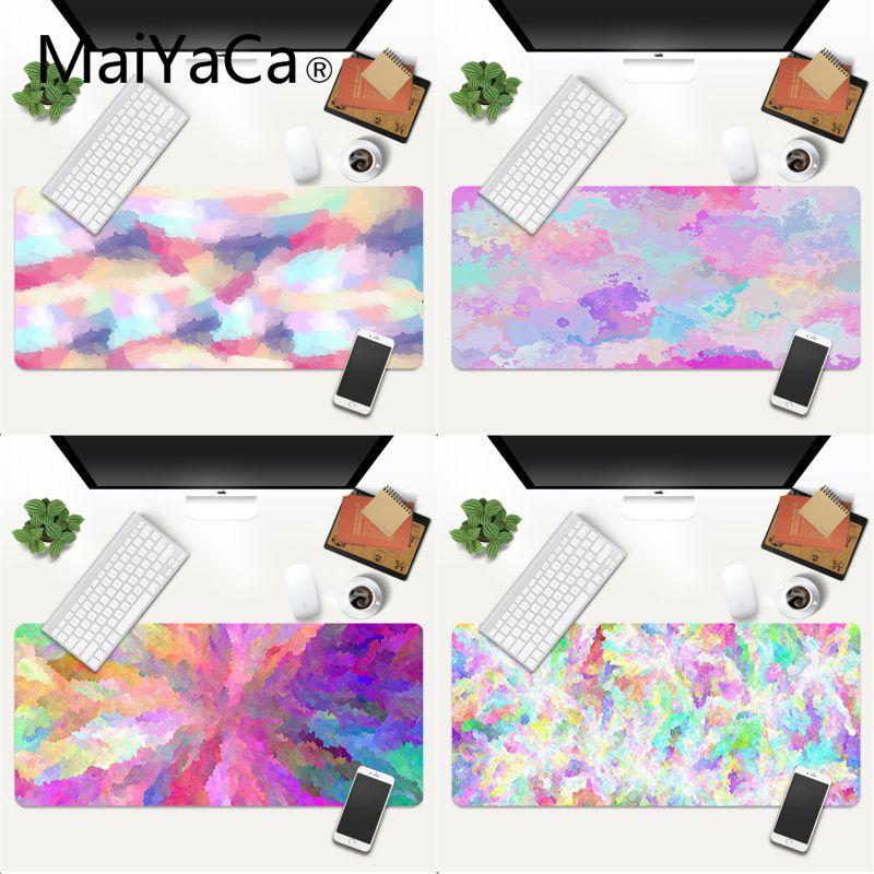 MaiYaCa-alfombrilla de goma Natural para ordenador portátil, alfombrilla de ratón con bloqueo...