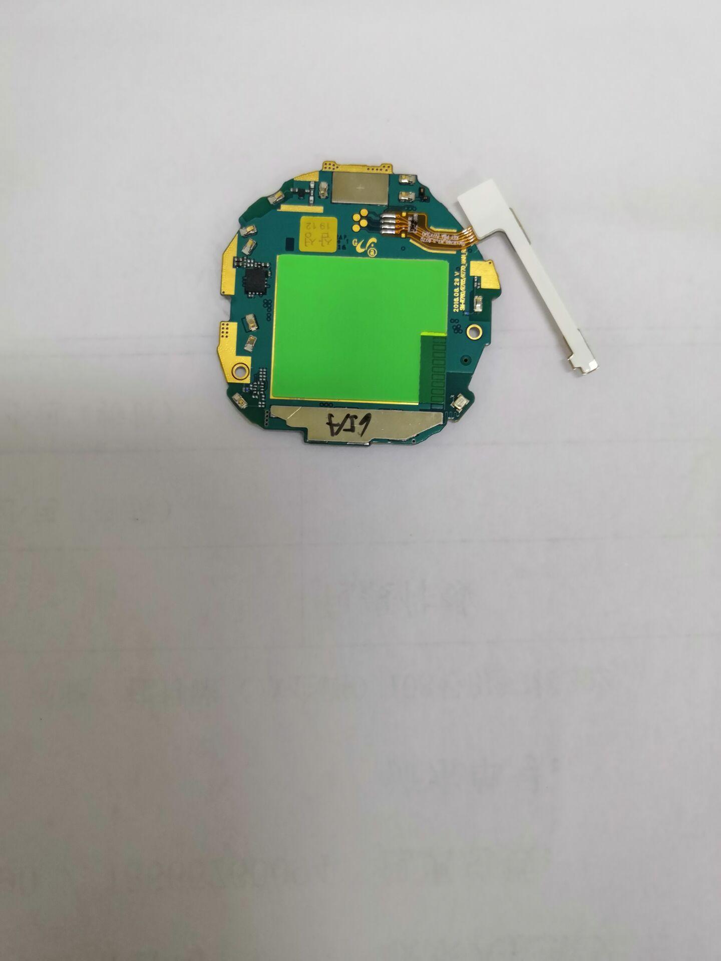 Principal com Chave de Fenda Placa-mãe para Samsung Placa Substituição Gear Frontier Acessórios Relógio Sm-r765a s3