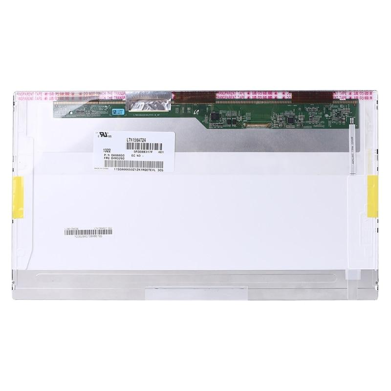 K3NB 15.6 بوصة شاشة لاب توب LCD لوحة استبدال ل LTN156AT24-401 اختبار N156BGE-L21 1366x768 H D لامع 15.6in