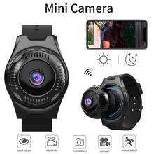 WIFI Mini Camera Sports Magnetic 1080P HD Small Wearable Watch Action Cam Waterproof Portable Muliti