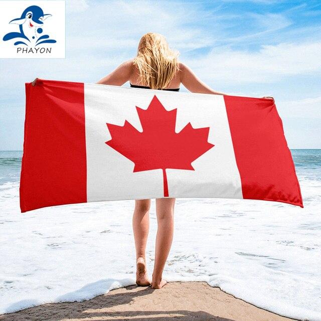 Пляжное полотенце PHAYON, быстросохнущее банное из микрофибры, Пляжная Подушка 150*75 см, полотенце, коврик для йоги, пляжное пол...