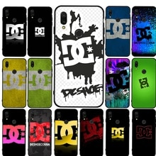Dc Shoes Couple Silicon TPU Cover For Xiaomi Redmi K30 Pro Poco X2 Note 4X 5 6 7 8 Pro 5A Prime 8T C