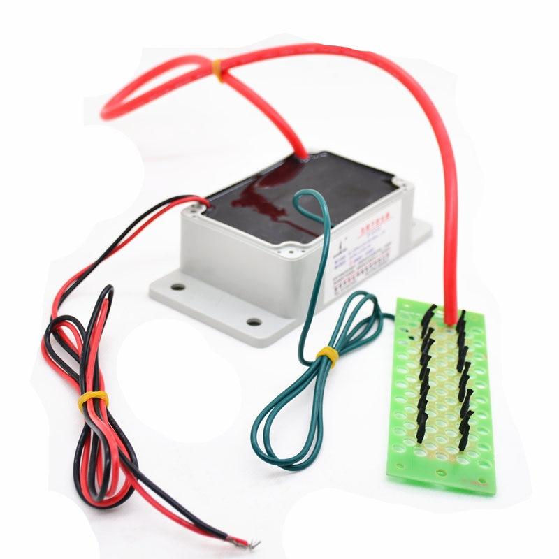 Offre spéciale nouveau produit petite taille de particule générateur dions négatifs Ultra haute 30KV libération commerciale bricolage Purification de lair
