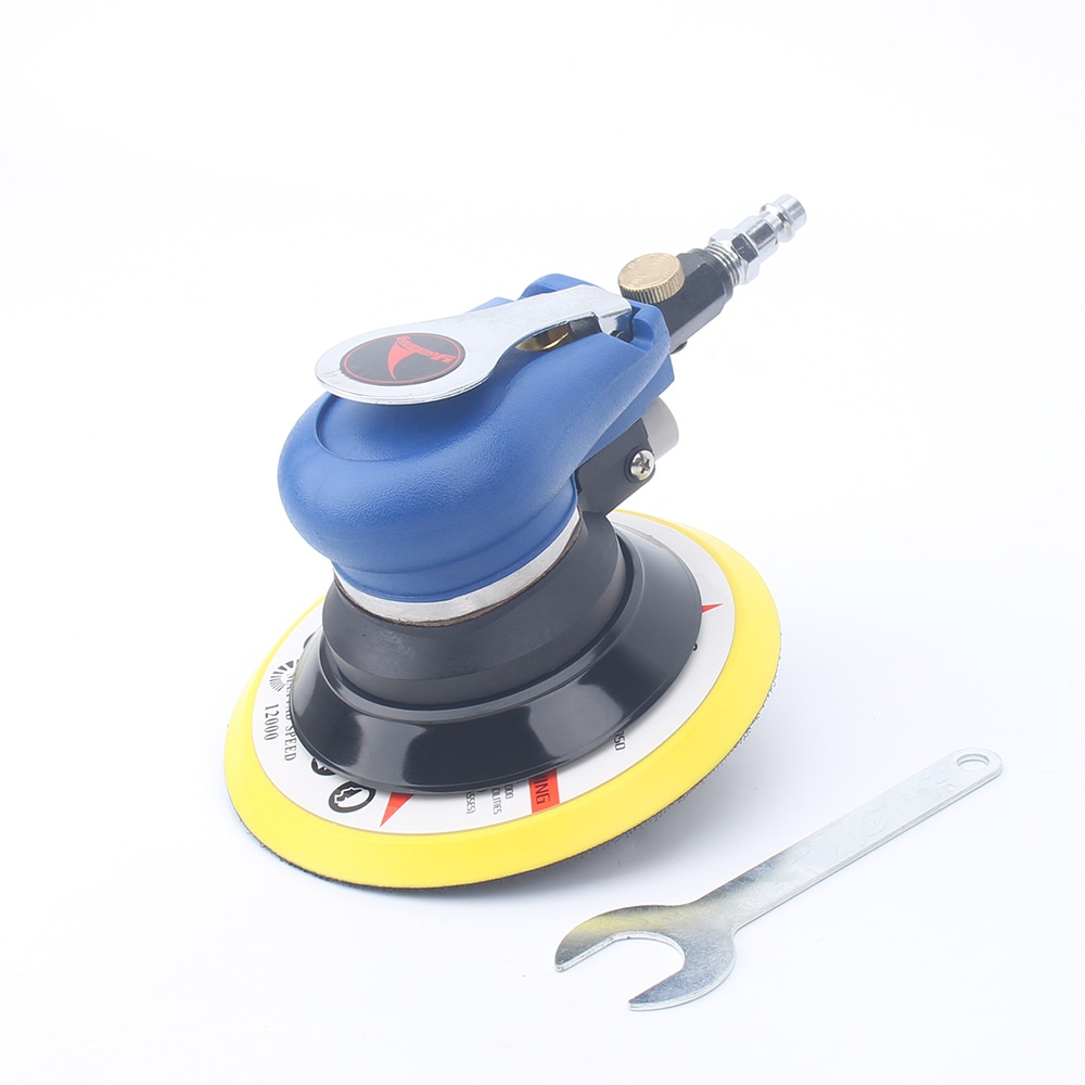 6 Inches Air Sander Pneumatic Polishing Machine 6