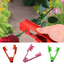 Outil de jardinage pince à roses en métal, désherbage pour couper les Branches des fleurs