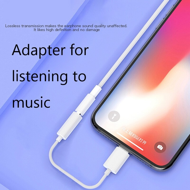 Adaptador USB OTG para iPhone 7, 8, 11, X, XR, AUX, para...