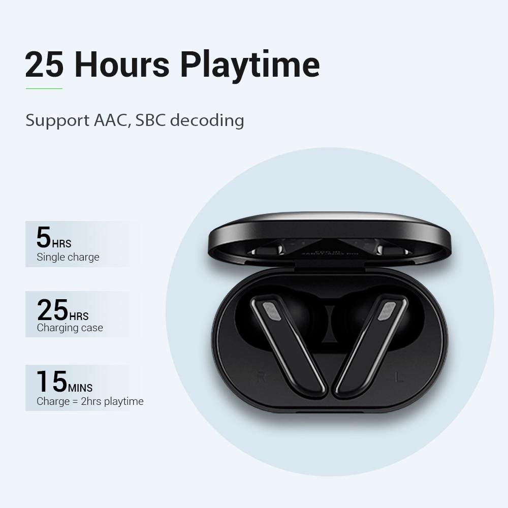 cowin Apex Pro TWS Headphones Wireless Bluetooth Earphone Active Noise Cancelling Headphone True Earbuds ANC Wireless headset enlarge