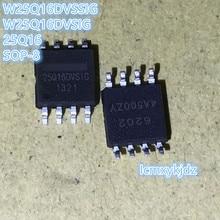 1 개/몫, W25Q16BVSIG W25Q16 W25Q16DVSSIG 25Q16BVSIG W25Q16BVSSIG SOP-8 W25Q16, 새로운 오리지널 제품, 빠른 배송